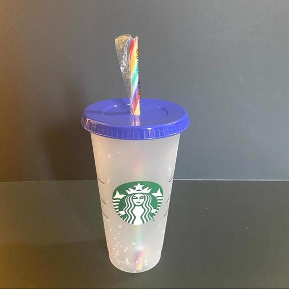 New Starbucks Venti Color Changing Tumbler